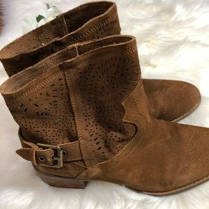 Naughty Monkey brown boots